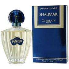 SHALIMAR by GUERLAIN Perfume for Women EDC 2.5 oz Spray NEW IN BOX