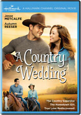 A Country Wedding [New Dvd]