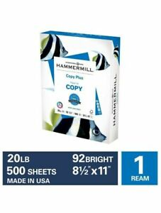 Printer Printing Paper 8 1/2 x 11 Letter, 500 sheets, Fast Delivery A + Quality