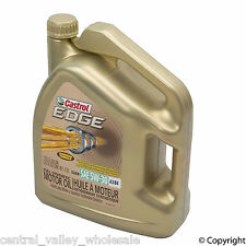 Castrol Edge 5w-30 European Formula Fully Synthetic Engine Oil 5 Quarts