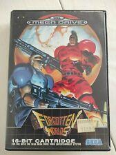 Forgotten Worlds, SEGA Mega Drive, OVP, CIB