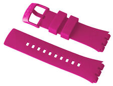 "ORIGINALE Swatch Touch Bracciale ""SWATCH TOUCH PINK"" (asurp 100) MERCE NUOVA"