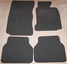 BMW 1 SERIES CABRIO/COUPE E82/E88 08 on TAIL GREY CAR FLOOR MATS + 4 x PADS