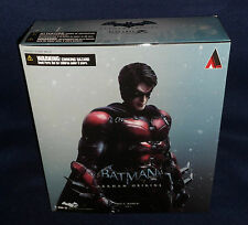 "Batman: Arkham Origins ROBIN Play Arts Kai 10"" Action Figure Square Enix Asylum"
