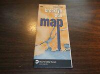SEPTEMBER 2006 NEW YORK CITY TRANSIT BROOKLYN BUS MAP
