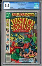 All-Star Comics #69 - CGC 9.4 - First Appearance of Earth2 Huntress Helena Wayne