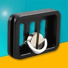 Mini Freigabe Platte mit Kamera Schraube 0.6cm für Sirui TY-C10 Stativ Kopf Heiß