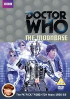 Neuf Doctor Who - The Moonbase DVD