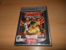 Videojuegos luchas Sony PlayStation 2 NAMCO