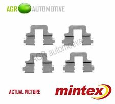 MINTEX REAR BRAKE PADS ACCESORY KIT SHIMS GENUINE OE QUALITY - MBA1606