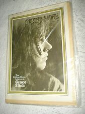 "Rolling Stone Magazine featuring ""Grace Slick"" No.70 Nov.12,1970"