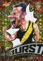 2020 AFL SELECT FOOTY STARS EXPLOSION STARTER PACK BURST CROWS BRODY SMITH