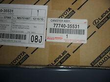 CHARCOAL CANISTER 77740-35531 Toyota FJ Cruiser 4Runner Lexus RX300 New Genuine