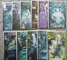 Dark Minds #1/2 +#1-8 Complete Mini Series Image Comics with VARIANT COVERS