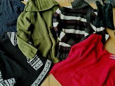 18-teilie Bekleidungspaket Pullover Westen Jean Hauben Schal Gr. 38/M