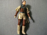 """Vintage Star Wars 3.75"""" Princess Leia Boushh 1983 Action Figure"""