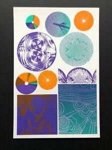 Eduardo Paolozzi,limited edition screenprint,1967
