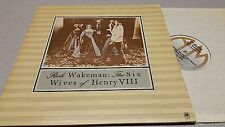 RICK WAKEMAN - THE SIX WIVES OF HENRY VIII - SP-4361, ROCK VINYL RECORD