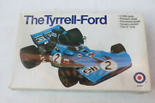 Vintage New Rare Entex The Tyrrell-Ford F1 Racing Car Model 1/25 Scale #9033T