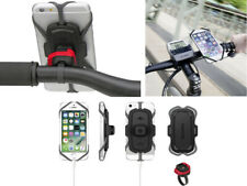 Rixen & Kaul Klickfix Fahrrad Smartphonehalter Phonepad LOOP Quad Mini