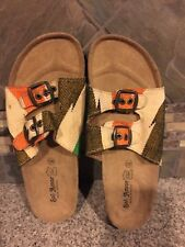 Womens Sol Amor Sz 40 Made In Spain Sandals GREAT