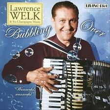 Bubbling Over by Lawrence Welk (CD, Feb-2006, Living Era) Recordings 1938-1954