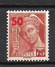 France 1941 Yvert n° 477 neuf ** 1er choix