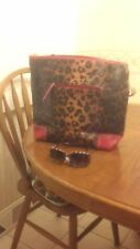 Brand New Leopard Purse with matching Sunglasses