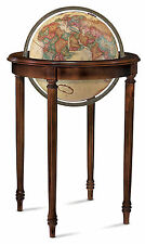 "Replogle Regency World Globe 16"" Antique Ocean. Brand New!"