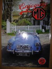 ENJOYING MG OWNERS CLUB MAGAZINE OCTOBER 2011