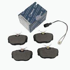 Front Brake Pads & Wear Sensor BMW E30 318i 323i 34111161347 34359058889
