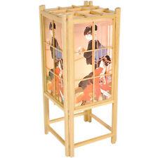 "Oriental Furniture 18"" Geisha Shoji Lamp"