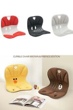 Line Friends/ABLUE  - Curble Posture Correction Chair Back Support Pain reliefp