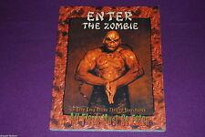 ALL FLESH MUST BE EATEN RPG JDR Jeu de Role - Enter the Zombie