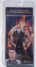 PEETA MELLARK HUNGER GAMES CATCHING FIRE ACTION FIGURE NIB NECA