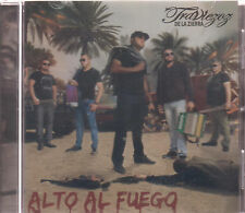 CD - Traviezoz De La Zierra//Alto Al Fuego (Del Record)  FAST SHIPPING !