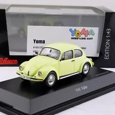 Schuco 1/43 Volkswagen VW Beetle 1600i Summer Lime 450389200