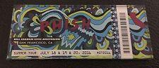 Phish Magnet Bill Graham Civic Auditorium San Francisco 2016 Patch Poster Coin