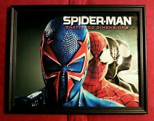 Spider-Man Shattered Dimensions Framed Art Print Comic Book Video Game Gift
