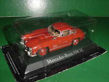 MERCEDES BENZ 300 SL ROUGE 1/43 IXO