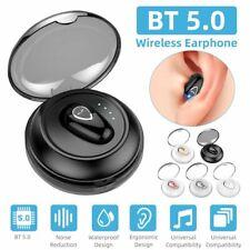 New listing 2021 Bluetooth 5.0 Headset Wireless Earphone Mini Earbud in-ear Stereo Headphone