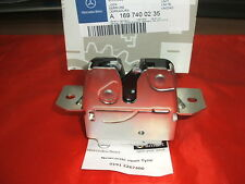 Genuine Mercedes-Benz W169 A-Class Tailgate Boot lid Lock A1697400400NEW