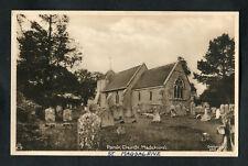 C1930s View: St. Magdalene Church, Madehurst
