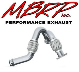 2003-2007 Ford 6.0L Ford Powerstroke MBRP Heavy Duty Y Up Pipe FAL2313 (3292)