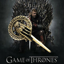 Vintage Main de The King Broche Game Of Thrones revers Inspired Badge métal