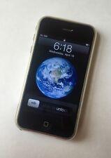 Apple iPhone 1st Generation - 8GB - Black Smartphone Works 100%