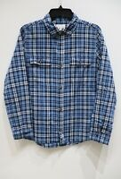 A.P.C Rue De Fleurus Paris Brand long sleeve button up shirt plaid men's XS apc