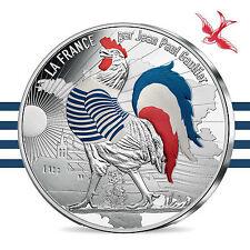 France by Jean Paul Gaultier 2017 50€ silver coin Marinière