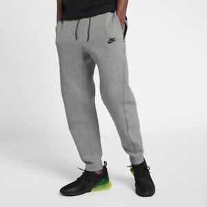 Pantalones De Hombre Grises Nike Compra Online En Ebay