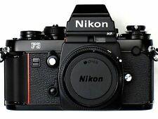 ** NEW ** NEVER USED ** Nikon F3HP 35mm SLR Professional Camera SN 196XXXXX